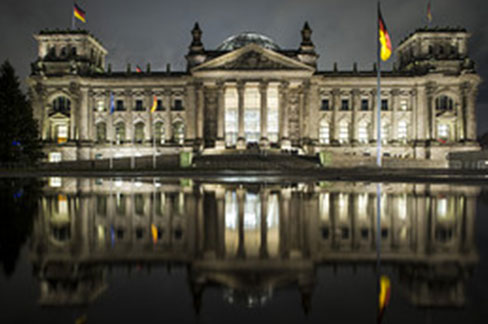 German's Unflappable Economy May Be Flappable After All